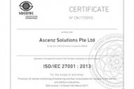 Ascenz Bunker-Monitoring Shipulse System Receives ISO Certification