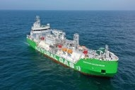 Keppel O&M Delivers Russia's First LNG Bunker Barge