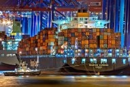 Idle Boxship Capacity Reaches Record High: Alphaliner