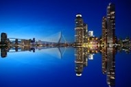 Rotterdam: Lube Sales Rise, Annual Bunker Sales Dip Under 10 Million MT