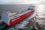 "Rolls-Royce Signs ""Groundbreaking"" Service Agreement for Nor Lines' LNG-Powered Vessels"