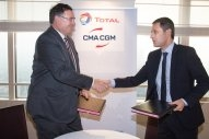 Total Inks Ten-Year Deal to Supply CMA CGM Newbuilds with LNG Bunkers