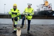 Construction Underway for Gothenburg Facility to Support LNG Bunkering