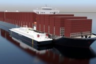 Crowley, Shell Combine to Build and Operate US' Largest LNG Bunker Barge