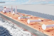 Oldendorff Plans to Use Wind Power on Dry Bulk Carrier