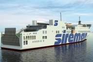 Italian Firm Takes on LNG-Fuelled Ferry
