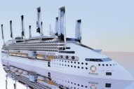 Peace Boat Shares Ecoship LNG Bunkering Plans