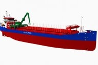 Norway's Hagland Shipping Orders Two Battery-Powered Bulkers