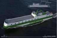 New RoRo Design Features Personal, Battery Powered Cold Ironing System