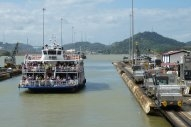Fuel Oil Spill Reported in Panama
