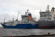 Skangas Marks Coralius' First LNG Bunkering Operation at Gothenburg
