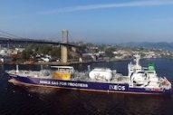 Evergas Marks Delivery of Final Dragon Series Vessel to INEOS