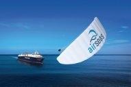 Airbus Ro-Ro's to Get Kite Sails