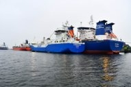 Gasum Gets Going on ARA LNG Bunkering