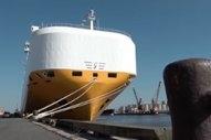 Grimaldi Group Adds Scrubber Equipped Newbuild to Fleet