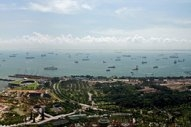 Singapore Sees Fewer Calls for Bunkers in October, but Overall Volume Remains Flat at 4 Million mt