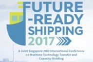 Future-Ready Shipping 2017 Conference to Address Gap Between Sustainable Ship Tech and Its Uptake