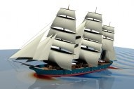 Cape Horn Engineering Joins EcoClipper Sail Cargo Ship Project