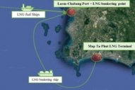 Marubeni and PTT Undertake Feasibility Study for LNG Bunkering at Laem Chabang Port in Thailand