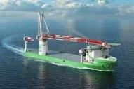 "Wärtsilä to Provide Propulsion for ""World's First"" LNG-Fuelled Offshore Construction Vessel"