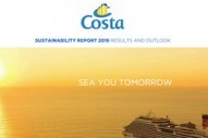 Costa Cruises Claims 3% YoY Reduction in Bunker Consumption for 2016