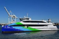 """Efficient and """"Environmentally Friendly"""" Ferry Put into Service by ECA Operator"""