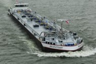 Shell Takes Delivery of First of Series of 15 Dual-Fuel Barges