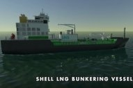 Shell Unveils LNG Bunkering Vessel Design [VIDEO]