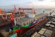 Total's LNG Bunker Barge Arrives in Northwest Europe
