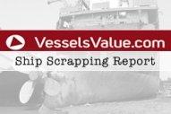 Weekly Vessel Scrapping Report: 2016 Week 13