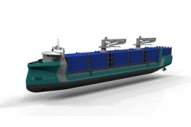Box Ship Project to Eliminate Emissions, but not Profits