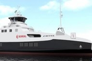 Vard Inks Contract to Construct Boreal's All-Electric Newbuild