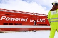 Barents NaturGass Takes Delivery of New Storage at Polarbase LNG Bunkering Facility