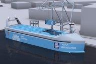 Kongsberg and YARA Partner on Zero-Emission, Fully Electric Autonomous Box Ship