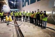 LNG Bunker Supply Comes to Port of Almeria