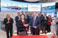 DNV GL, DISC to Develop 23,000 TEU LNG Fuelled Mega-Boxship