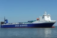 DFDS Sets 2025 Target for First Green Ferry
