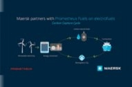 Maersk Invests in Electrofuels Startup