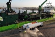 LNG Bunkering First for Szczecin in Poland