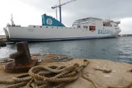 LNG Bunker Retrofit Underway for Baleària
