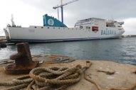 LNG Bunker Retrofit Underway for Baleària