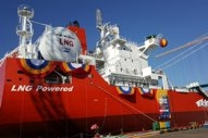 World's First LNG-Powered Bulk Carrier Delivered