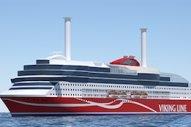 Wärtsilä to Deliver Dual-Fuel Engines to Viking Line Newbuild