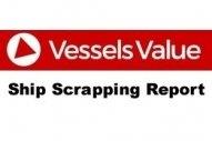 Weekly Vessel Scrapping Report: 2018 Week 21