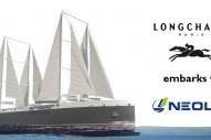 Longchamp to Ship 50% of Containers on Wind-Powered NEOLINE Vessels