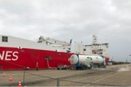 Titan Boasts New LNG Bunker Customer in Rotterdam