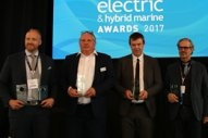 Bunker Saving and Clean Ship Tech Honoured at 2017 Electric & Hybrid Marine Awards