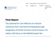 New EU Study Backs Creation of Mediterranean ECA