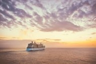 LNG Bunkering of Cruise Ship by Shell