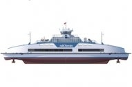 Canada's BC Ferries Orders Two Hybrid Diesel-Electric Newbuilds from Damen